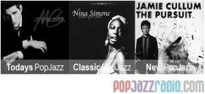 pop jazz radio Michael Buble Nina Simone Jamie Cullum