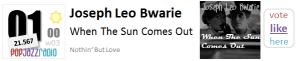 Joseph Leo Bwarie - When The Sun Comes Out f