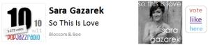 PopJazzRadioCharts top 10 (201209122)
