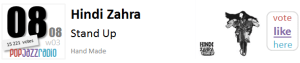PopJazzRadioCharts top 08 (20121124)