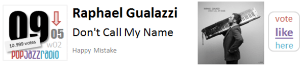 PopJazzRadioCharts top 09 (20130202)