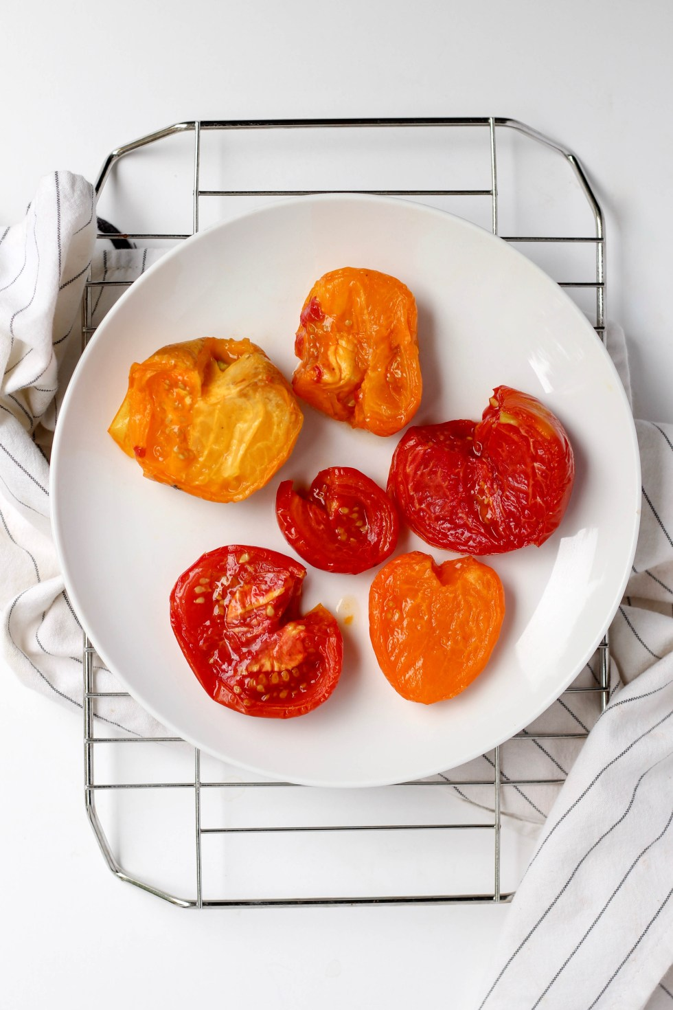 5 Simple Tomato Recipes for when you have too many tomatoes // POP KITCHEN