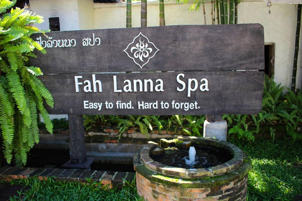 Fah Lanna Spa