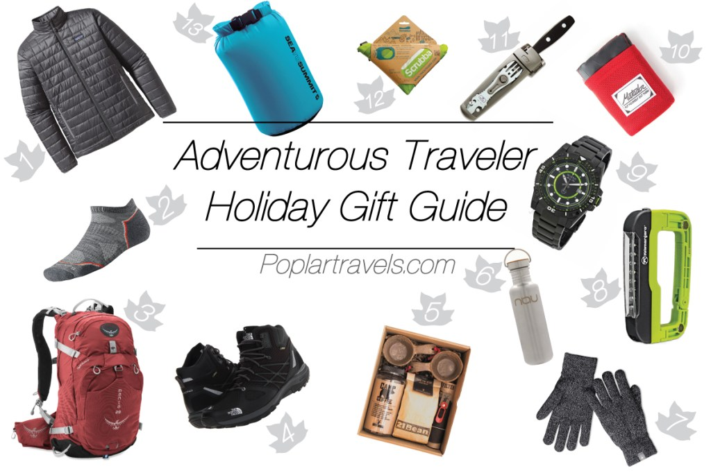 Adventurous Traveler Gift Guide