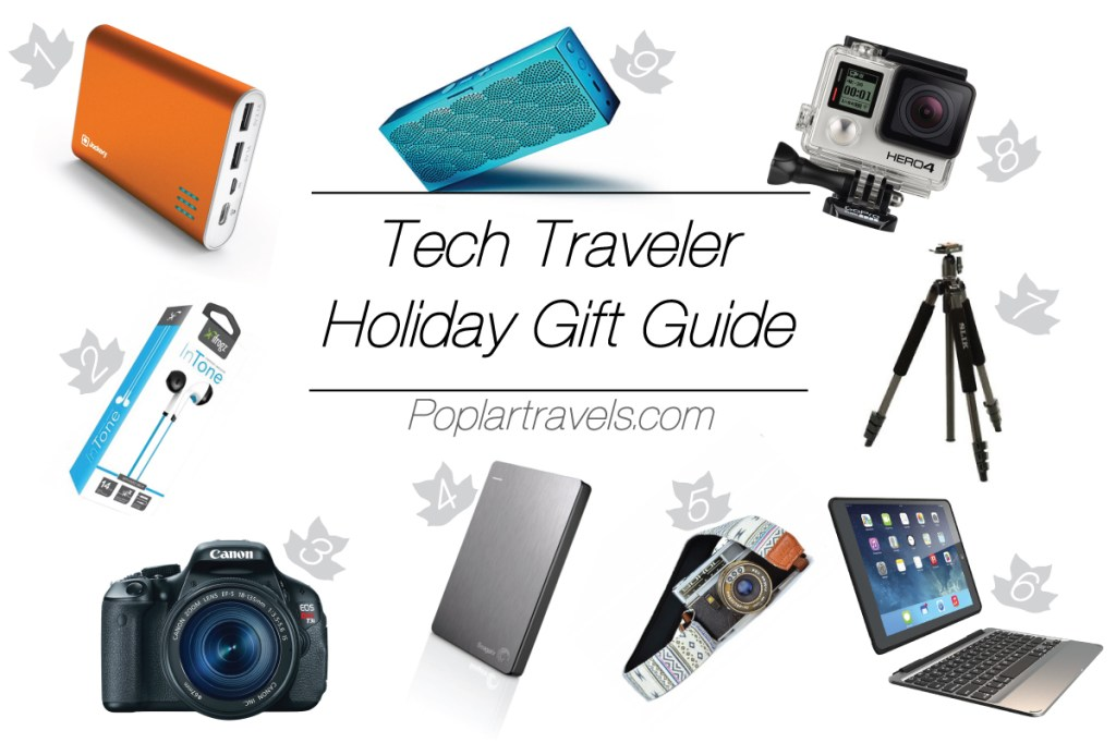 Tech Traveler Gift Guide
