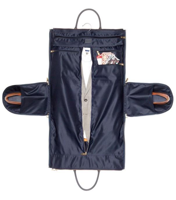hook and albert garment duffel