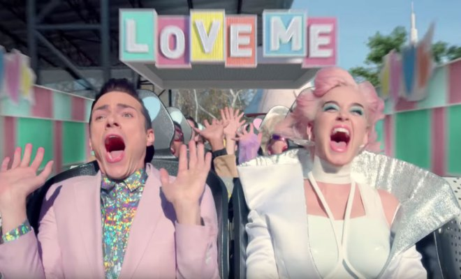 Katy Perry new video 2017