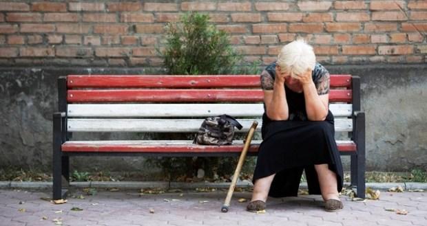 sintomas da depressão em idosos