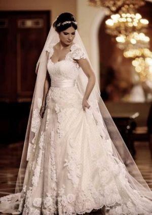 00b582fa8a Vestido de Noiva  Descubra o modelo certo para a sua festa! - POP MAG