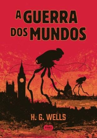 especial livros geeks a guerra dos mundos