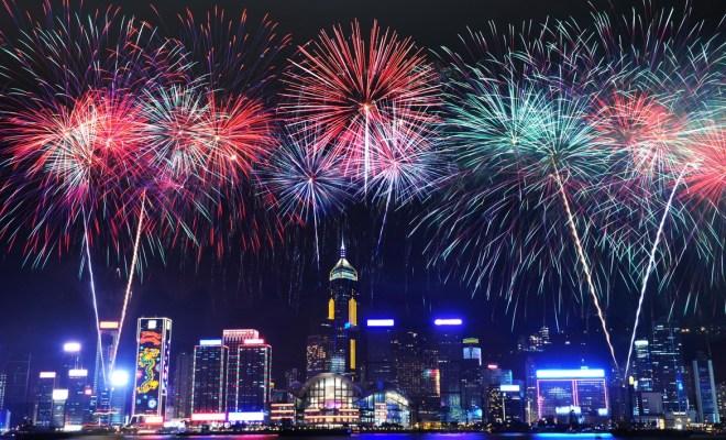festas de ano novo em 2017