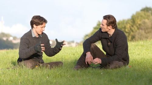 Charles and Erik talk
