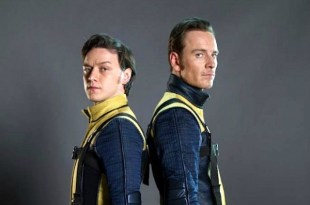 X-Men Charles and Erik
