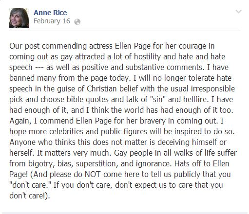 anne-rice-ellen-page-comment