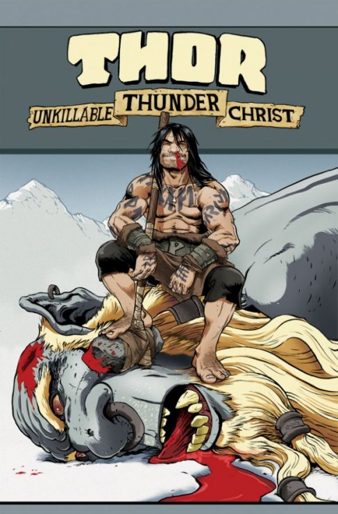thor-unkillable-thunder-christ-cover