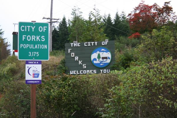 forks-washington