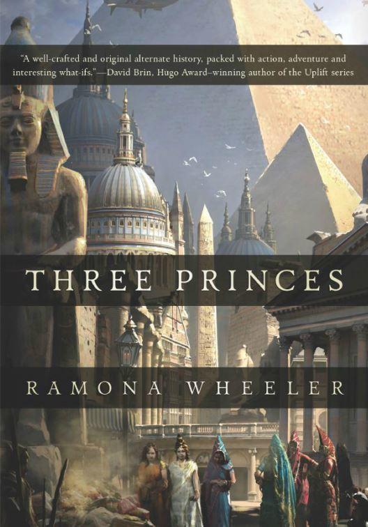 three princes ramona wheeler