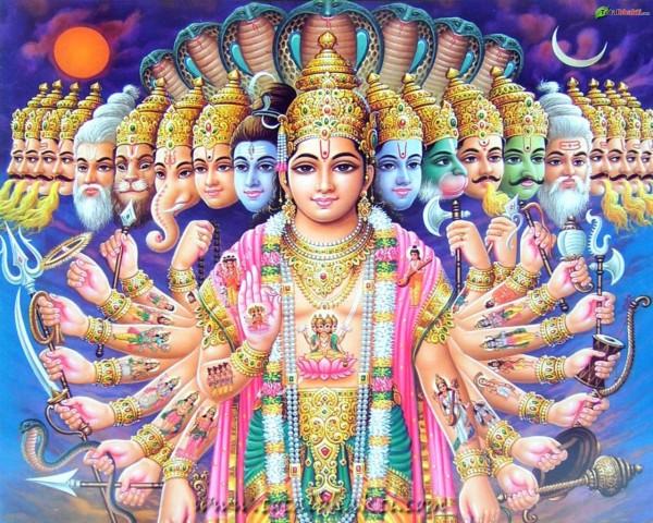 hindu-deities