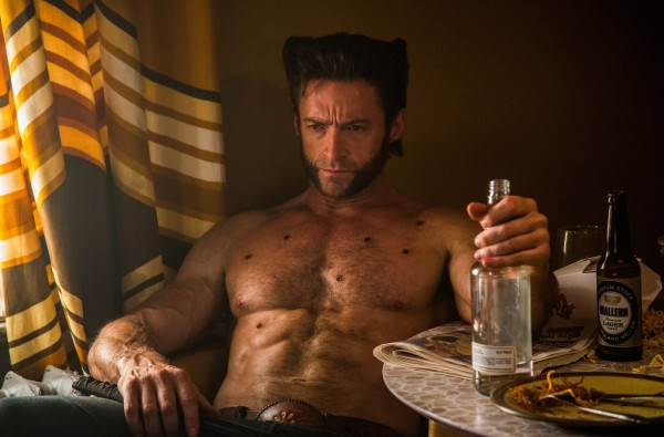 Yup, Hugh Jackman's back, and he keeps getting better and veinier. (20th Century Fox)