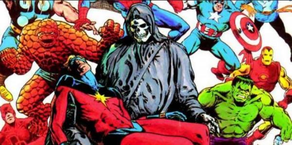 death-marvel-comics