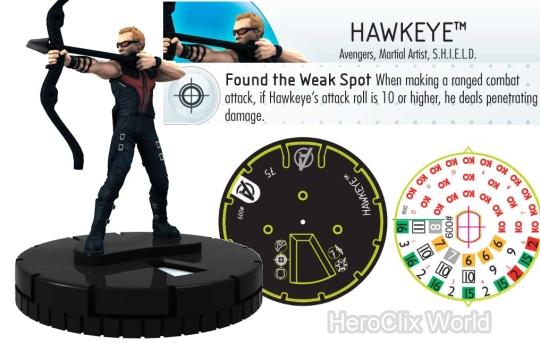 heroclix-hawkeye-dial