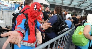fan expo - spidey