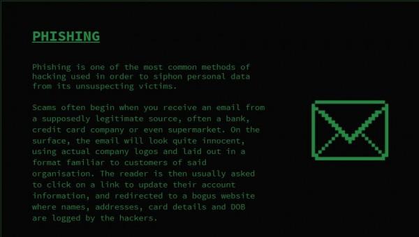 hitchhiker's guide to hacking phishing
