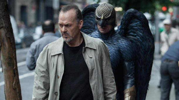 It's not Batman. It's Birdman. Image: Fox Searchlight Pictures.