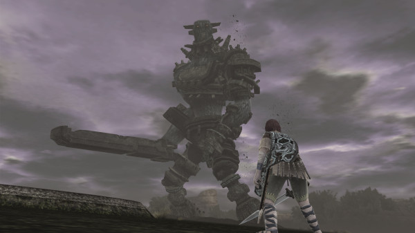 "As opposed to ""Metal Gear Solid"", ""Shadow of the Colossus"" leaves its story for the player to find. (Image: Sony Computer Entertainment)"