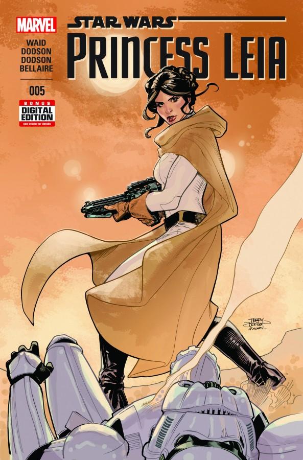 Princess Leia #5 Marvel Comics