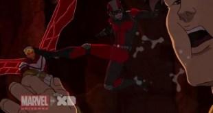 marvel's avengers assemble - avengers underground
