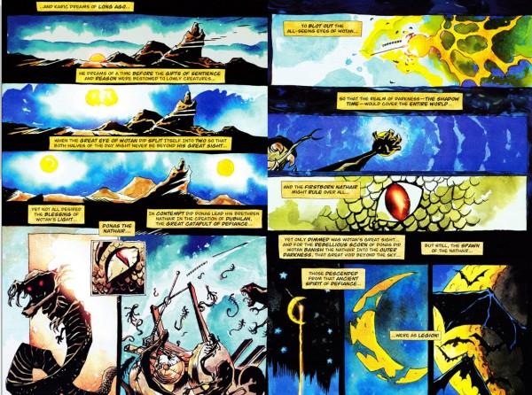 mice templar mythology