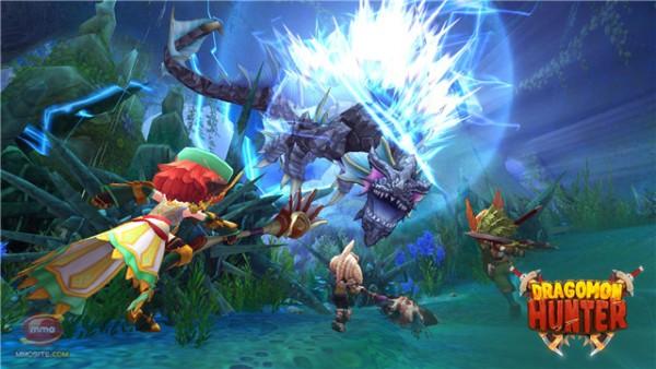 Anime MMORPG 'Dragomon Hunter' is like 'Pokemon' meets