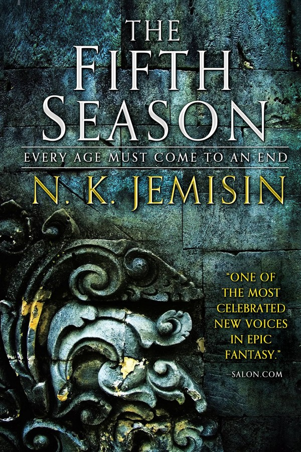 n.k. jemisin the fifth season