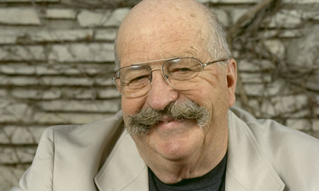 Gene Wolfe (photo by Beth Gwinn/Writer Pictures)