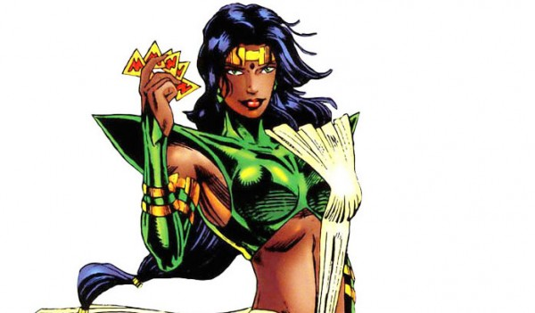 asian american superheroes Timeslip