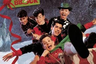 new kids on the block funky christmas