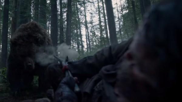 A bear will totally kill you. Image: 20th Century Fox.