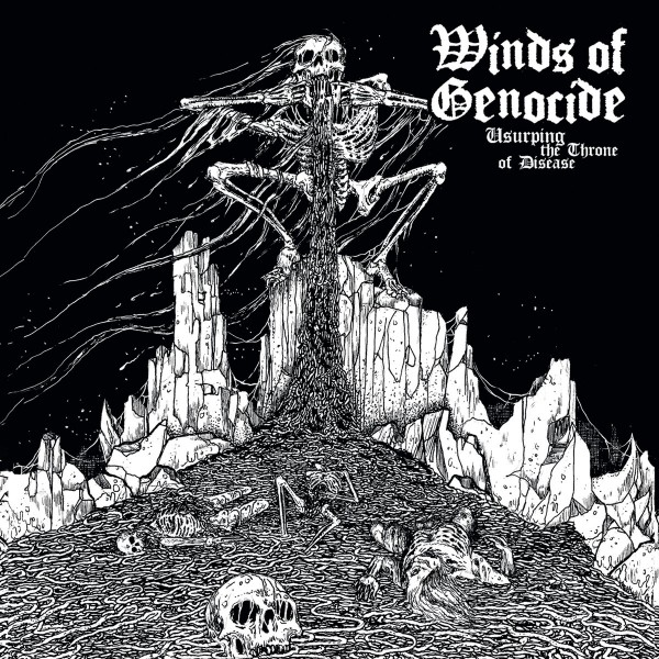 winds of genocide - usurping the throne of disease