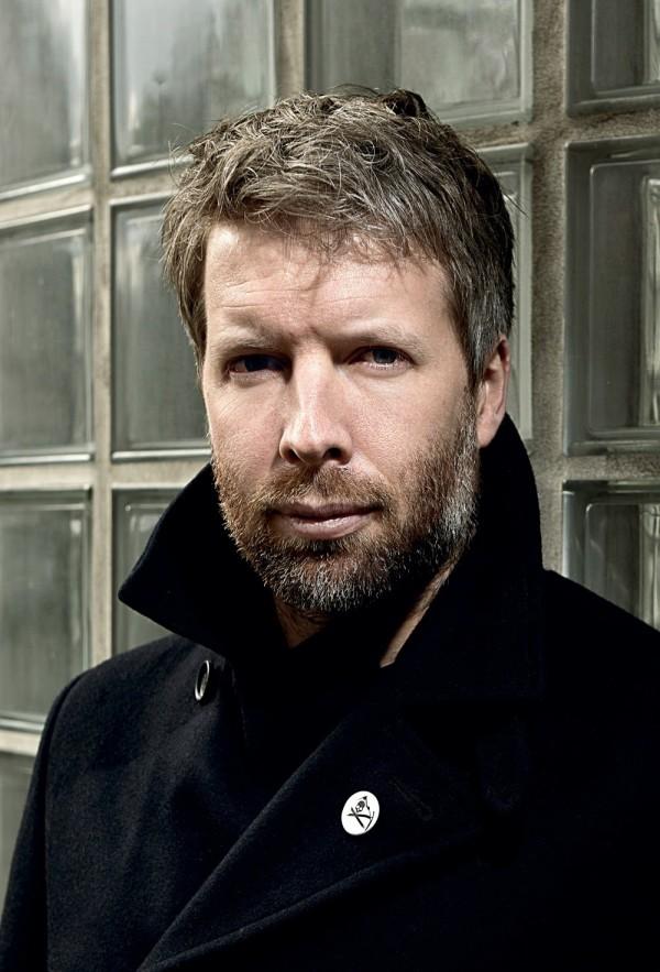 Author Adam Christopher (kiwicrime.blogspot.com)