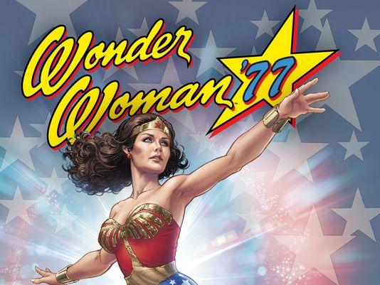 wonder woman 77 #1