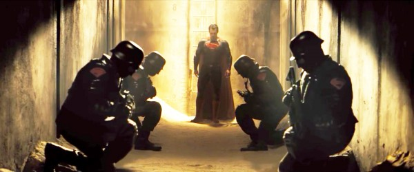Superman, tyrant. Image: Warner Bros. Pictures.