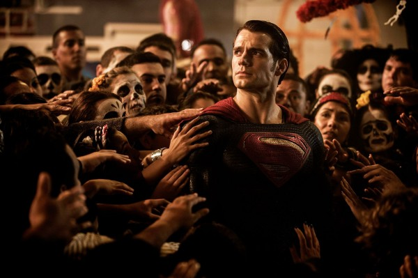 "For all its faults, ""Dawn of Justice"" is loaded with striking images. Image: Warner Bros. Pictures."