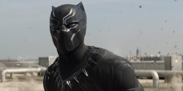 Black Panther is given good reason to join with Iron Man. Image: Walt Disney Studios Motion Pictures.