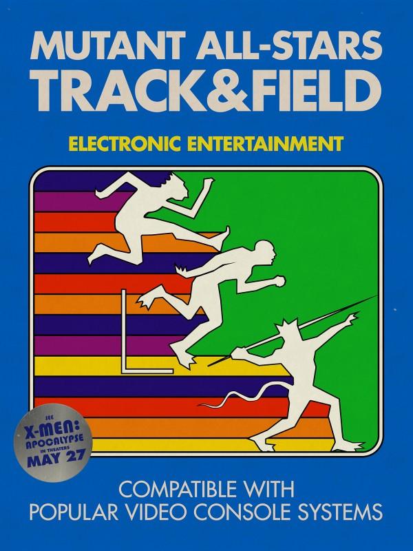 Mutant All-Stars Track & Field
