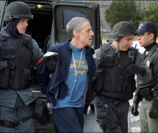 John du Pont's arrest (Jim Graham/AP)