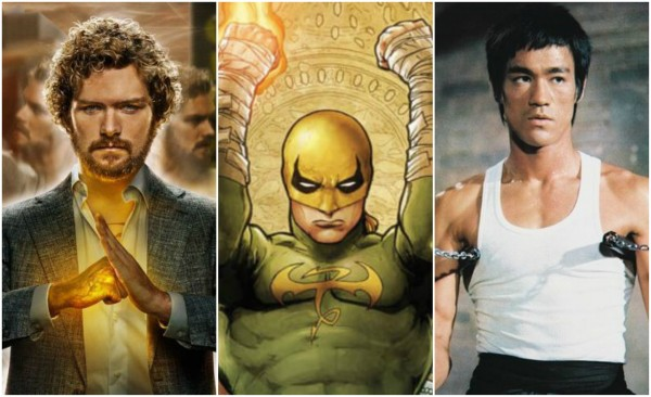 iron fist bruce lee