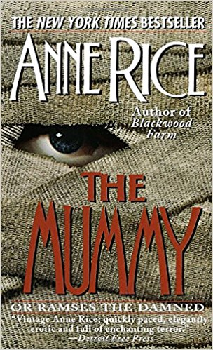 anne rice the mummy ramses the damned
