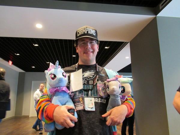 M.A. Larson Whinny City Pony Con