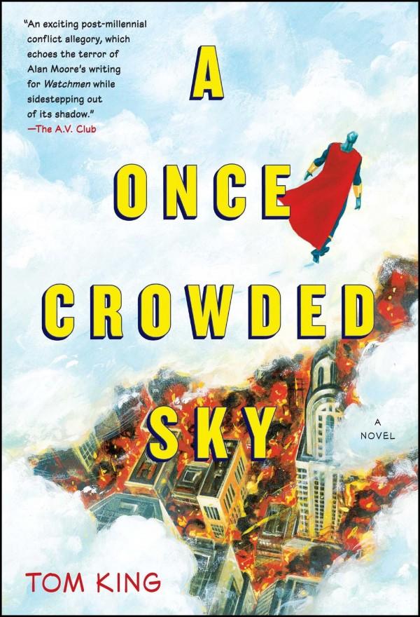 tom king - a once crowded sky